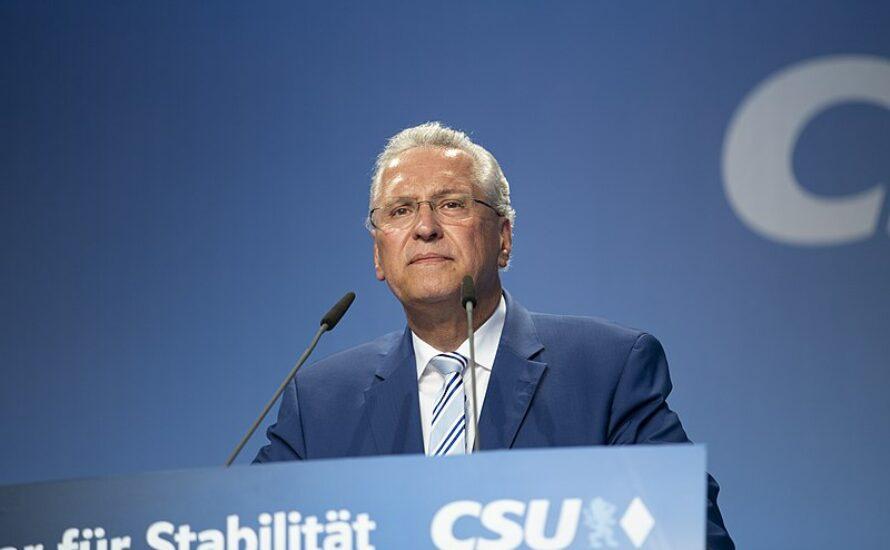 CSU-Politiker kündigt gewaltsamen Polizeieinsatz gegen Umwelt-Demo an