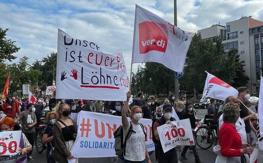 VKG: Solidarität mit der Berliner Krankenhausbewegung!