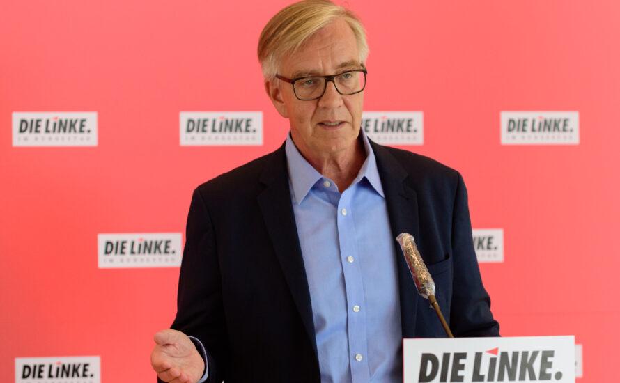 Dietmar Bartsch fordert Bundesregierung zur Verhinderung des Bahnstreiks auf