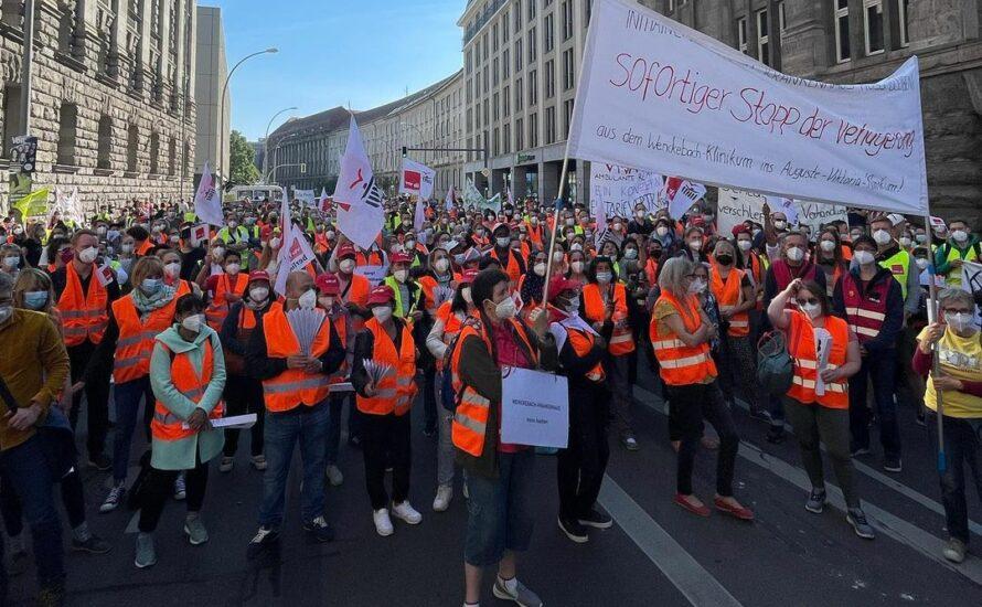 Wir fragen, ihr antwortet: So steht ihr zur Berliner Krankenhausbewegung