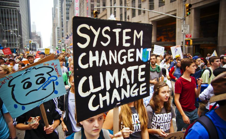 Neuer Leak vom IPCC-Bericht: Reiche sind für die Klimakrise verantwortlich