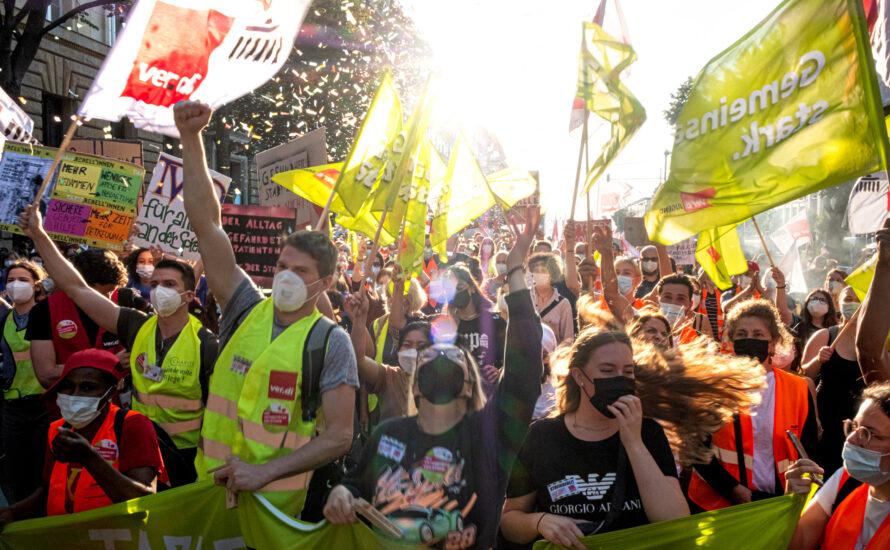 Angriffe auf das Streikrecht der Azubis in den Berliner Krankenhäusern
