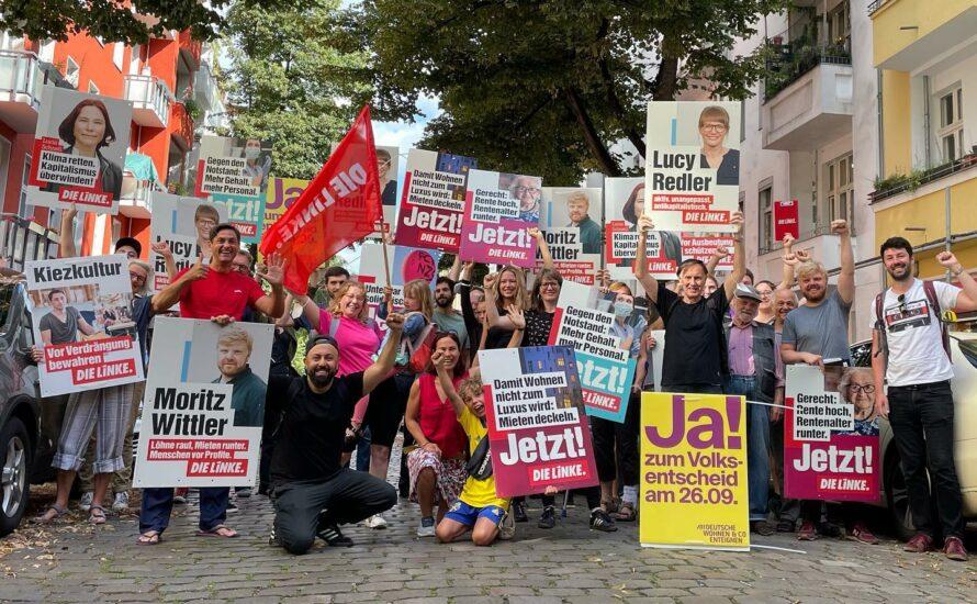 LINKE Neukölln muss sich gegen Rot-Rot-Grün in Berlin positionieren