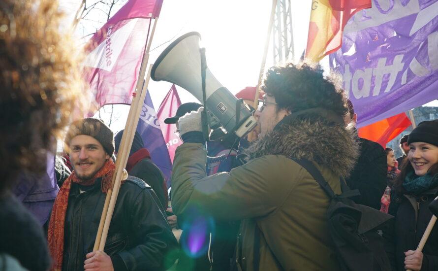 Offenes Treffen: Wie organisieren wir unsere Wut gegen ihr System?