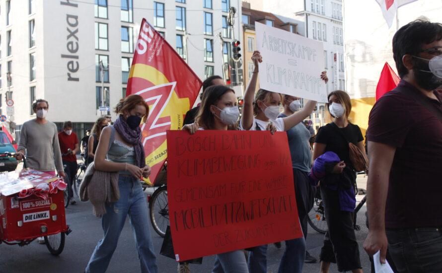 [Offenes Treffen] KGK Campus München gegen die IAA