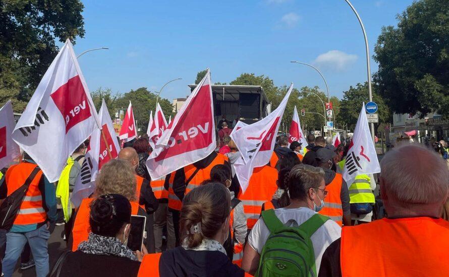 Warum wir als Gesundheits-Arbeiter:innen kein Vertrauen in Rot-Rot-Grün haben