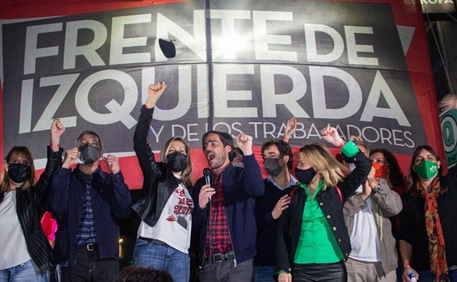 Vorwahlen in Argentinien: Front der Linken mit 1 Mio. Stimmen drittstärkste politische Kraft
