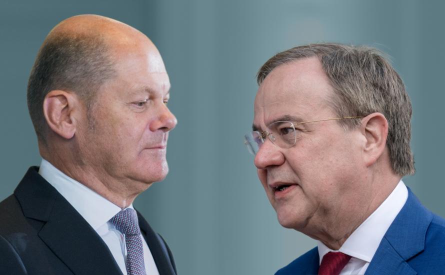 Analyse: Union stürzt historisch ab, DIE LINKE bangt um Einzug