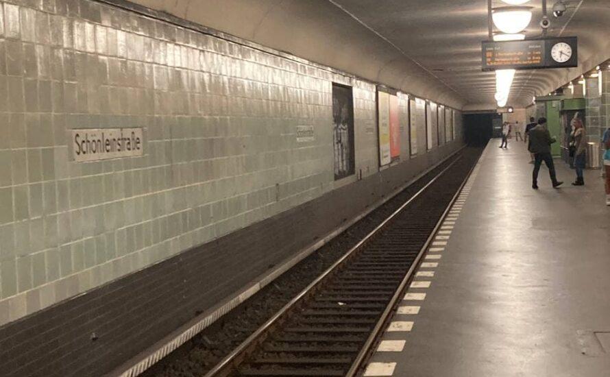 """Alltagsrassismus: """"Ich wurde über eine Stunde auf dem U-Bahnhof von der Polizei festgehalten"""""""
