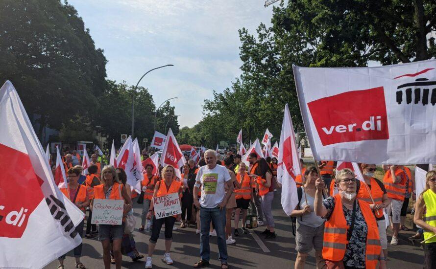 Berliner Krankenhausbewegung: Die Zeit der Warnstreiks ist vorbei!