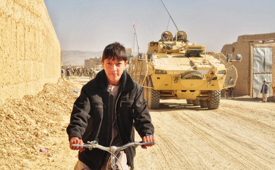 Unser Leben ist mehr wert als ihre Kriege!