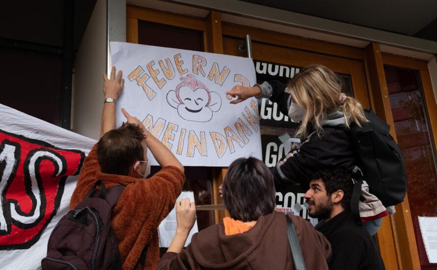 5 Gründe, die Aktionen der Gorillas-Workers zu unterstützen