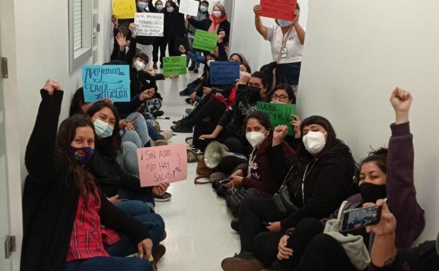 Chile: Wie die Reinigunsbeschäftigten im Krankenhaus Antofagastas siegten