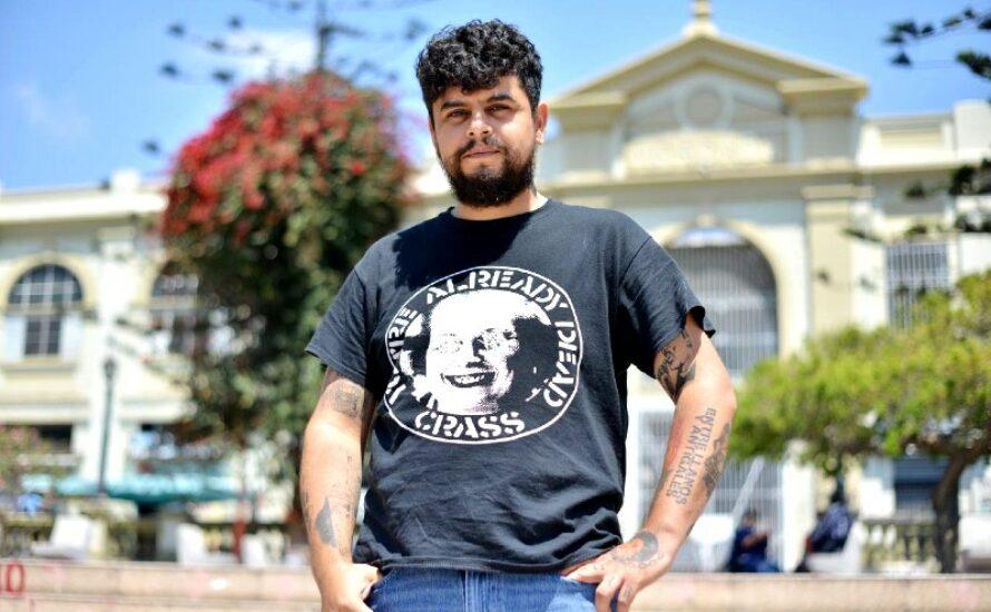 Lester Calderón, der chilenische Arbeiter, der die Stimme der Arbeiter:innen in den Kongress bringen will