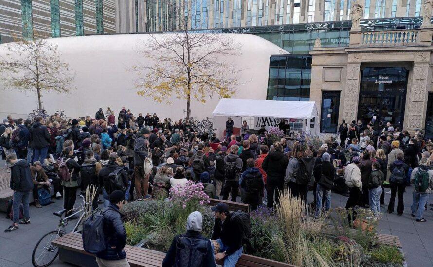 Leipzig: Uni-Leitung zensiert kritische Einführungswoche
