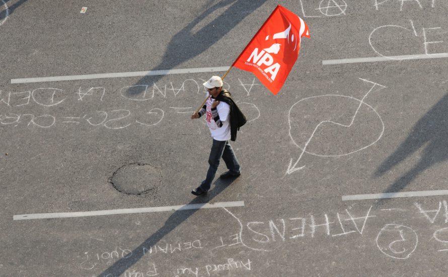 Neuer Antikapitalismus in der Krise: Die NPA