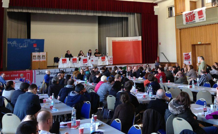 Eine Konferenz für die Bürokratie