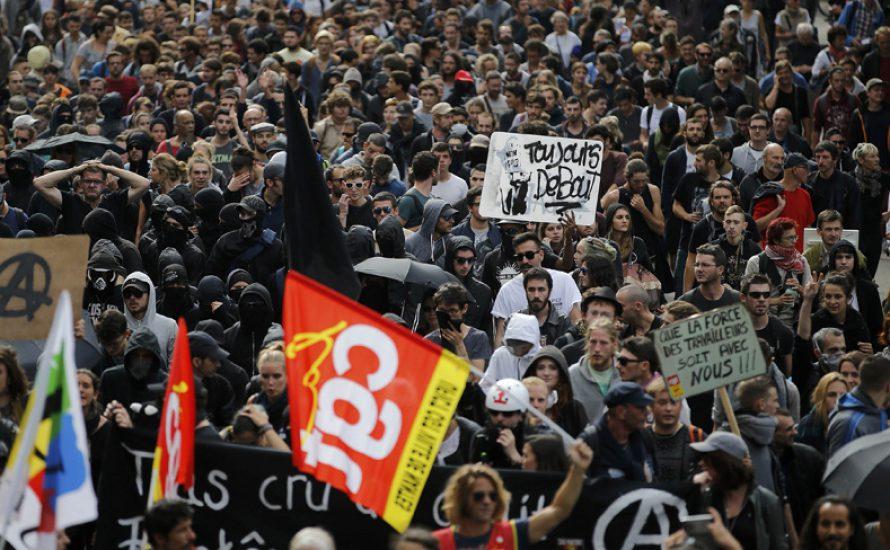 Frankreich: Der Wille des Proletariats und der Jugend bleibt ungebrochen [mit Video]