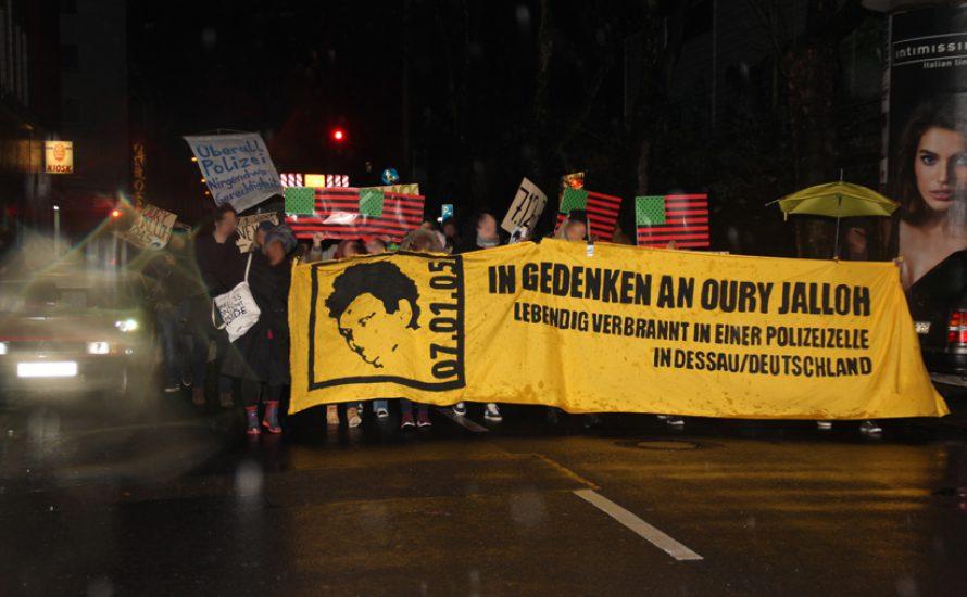 """Oury Jalloh – Das war Mord!"""