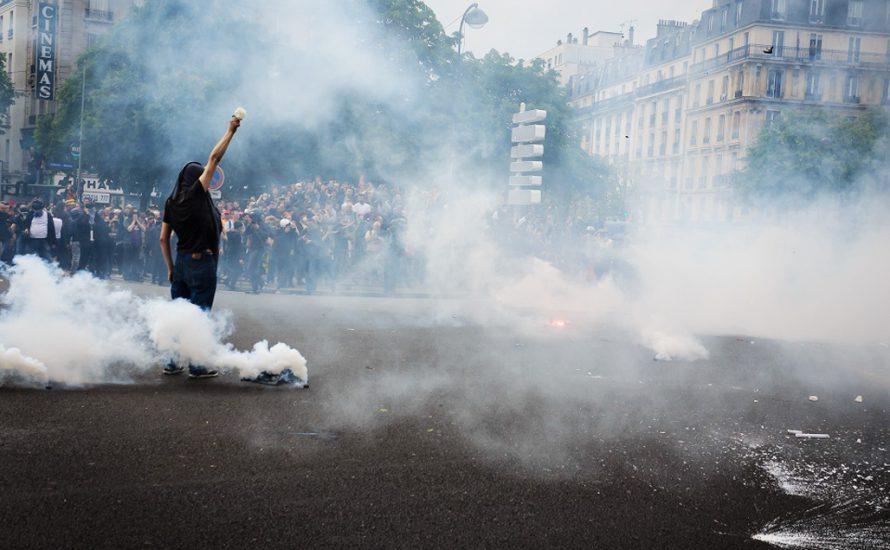 Hannover diskutiert über Protestwelle in Frankreich und Antirassismus in Deutschland