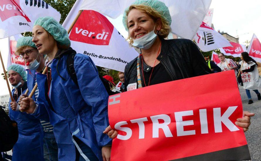 Frauenkampftag im Krankenhaus: Pflege für Menschen statt Profite!