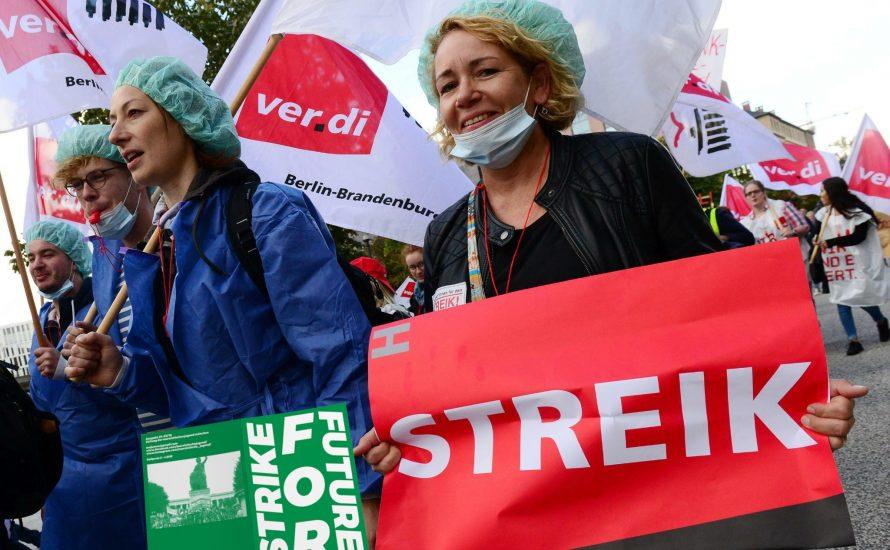 Streik gegen ein krankes System!
