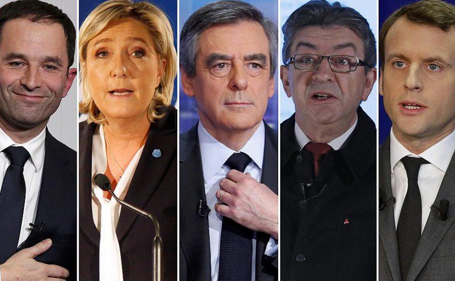 Frankreich: Der Tanz auf dem Vulkan – Teil 2: Wer ist wer in der Präsidentschaftswahl?