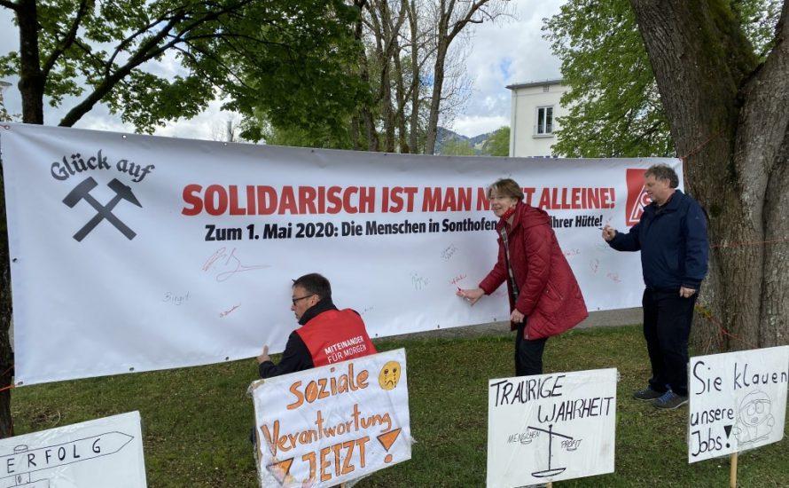 Voith: Wie will die SPD den Betrieb retten?