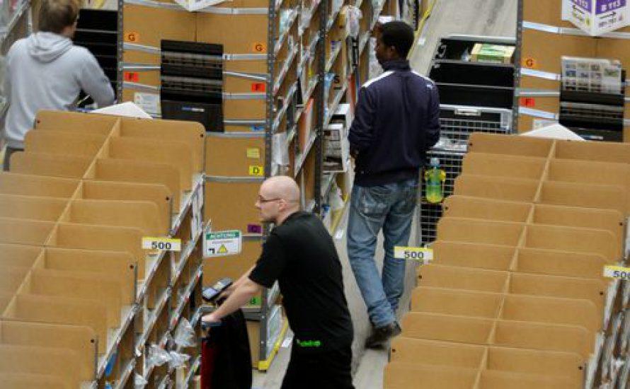 Interview: Bei Amazon bleiben 1.000 Menschen ohne Job