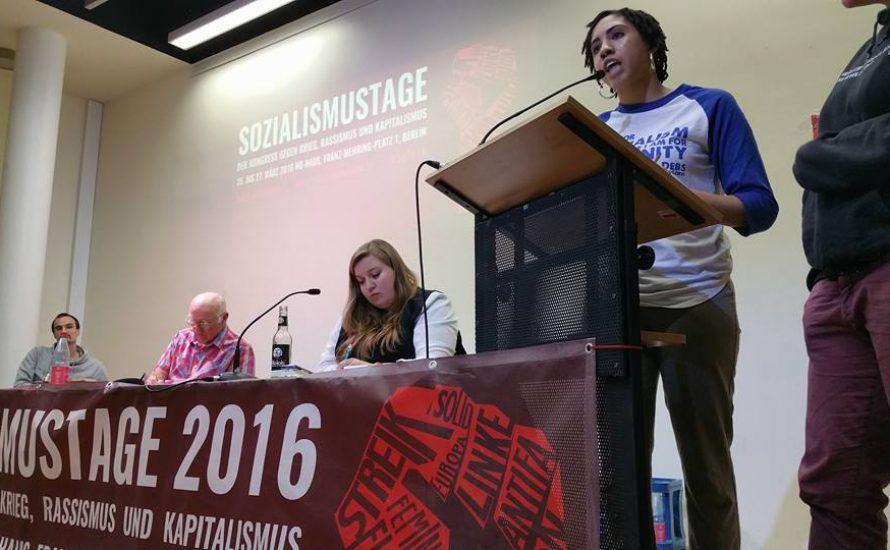 Sozialismustage der SAV: Zu viel Sanders, zu wenig Sozialismus