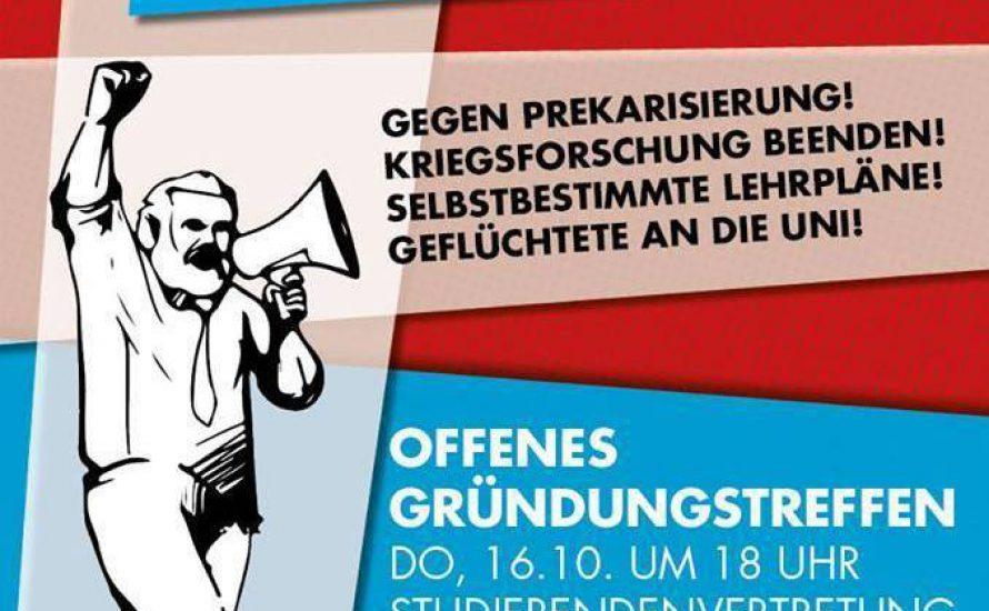 These XI – Rote Hochschulgruppe München