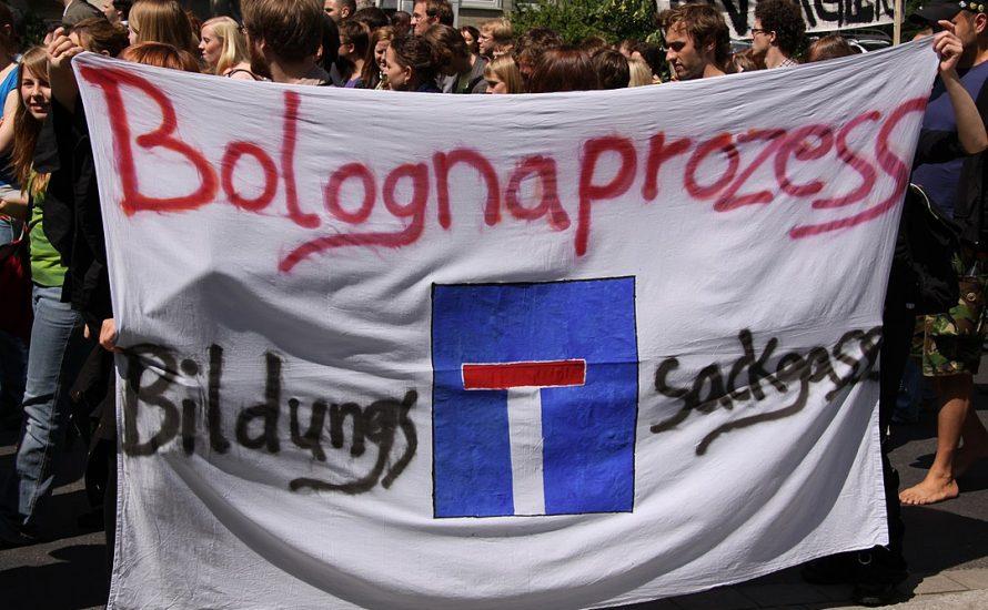 Studierendenproteste in der Krise: Was können wir aus den Bildungsprotesten 2009/10 lernen, um die Hochschulreform zu besiegen?