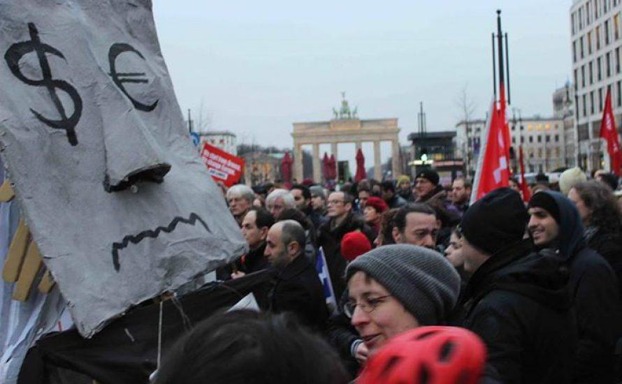 Gegen die Erpressung Griechenlands