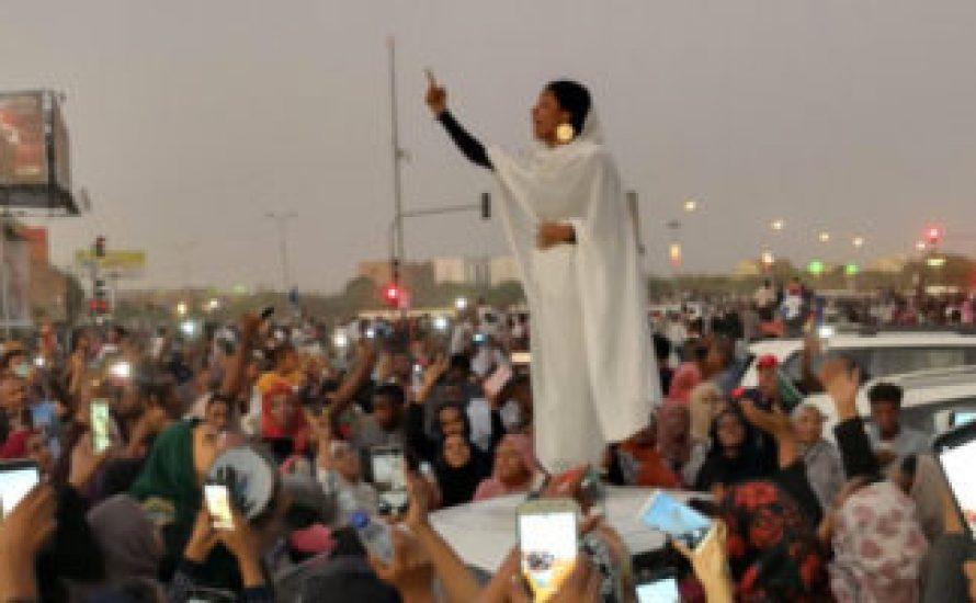 Sudan: Frauen in der ersten Reihe des Kampfes