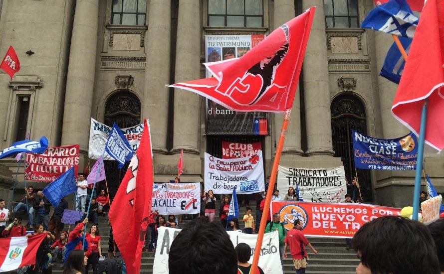 1. Mai in Chile