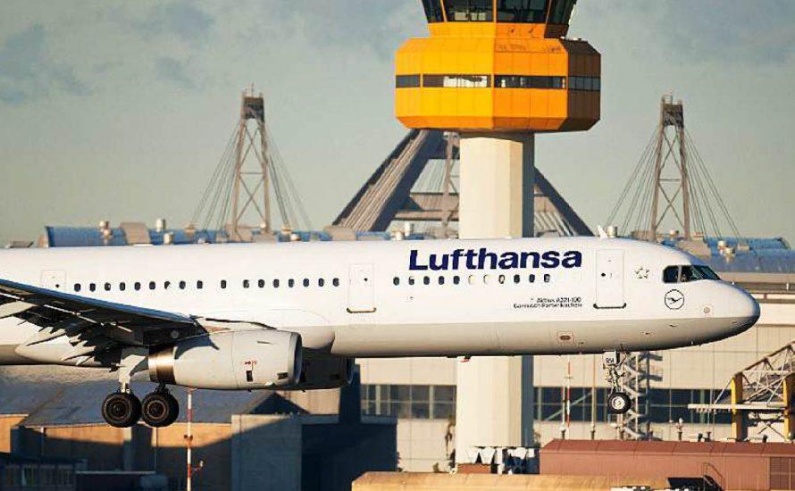 Streikverbot bei Lufthansa