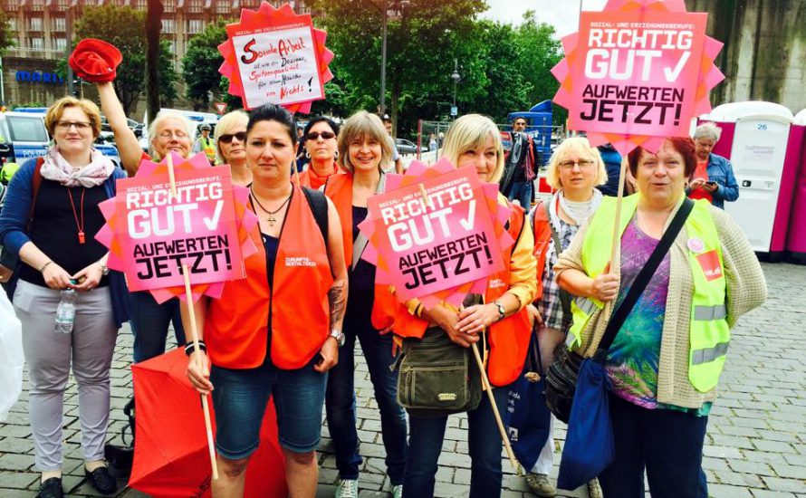 Kita-Streiks: Wir brauchen Streikdemokratie statt Schlichtung!