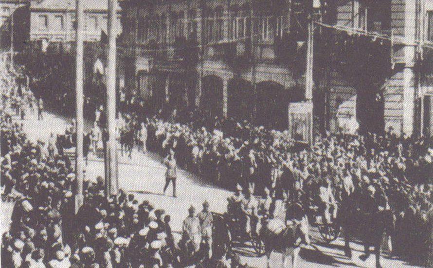 Eine Armenische Revolution?