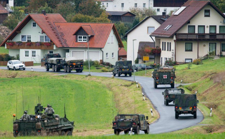 Größte NATO-Übung seit 25 Jahren: Parade für die Erneuerung des deutschen Militarismus