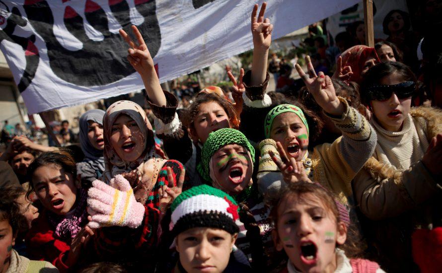 Ausgeträumt? Vom arabischen Frühling in den blutigen Herbst