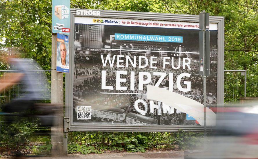 Kommunalwahl im Osten: Ein Test für die Landtagswahlen?