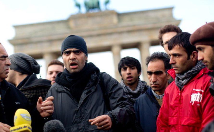 Solidarität mit Arash Dosthossein!