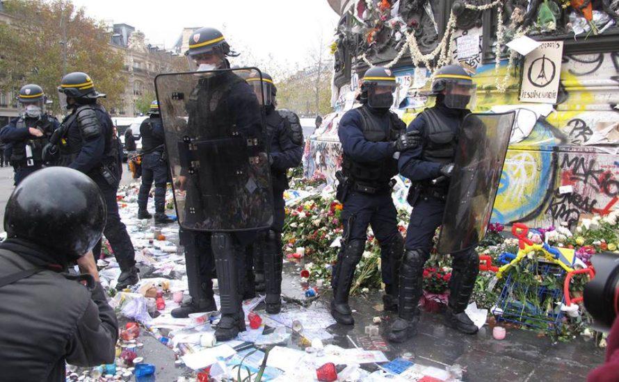 Paris: Demonstrant*innen wiederfrei, Repression geht weiter