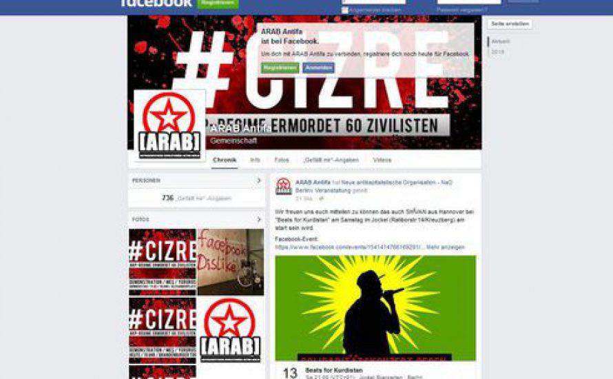 Facebook zensiert im Sinne Erdogans
