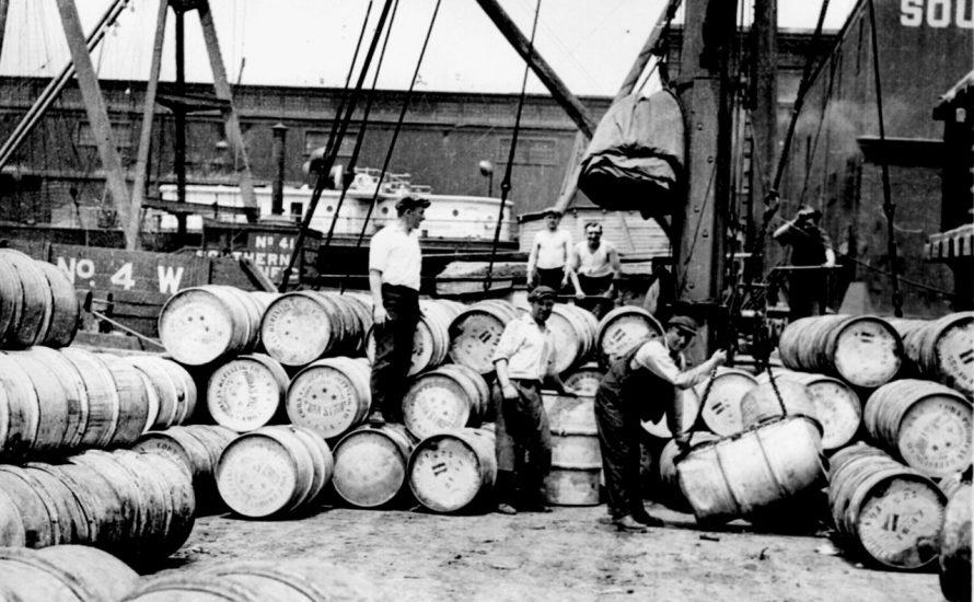 Vom Schiff zum Fahrrad: Prekäre Logistik im Streik