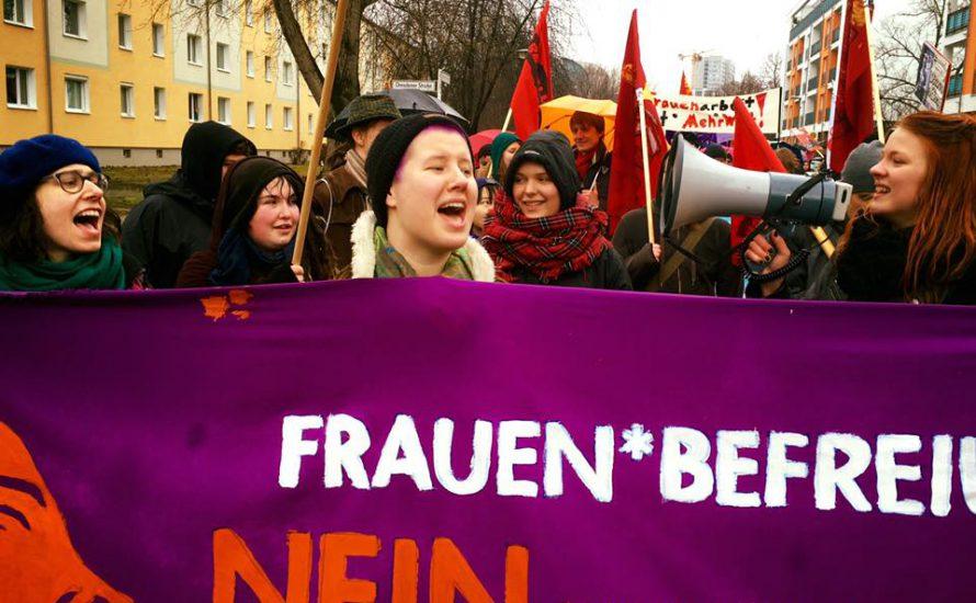 2016: Die Frauenbewegung lebt doch noch, zumindest ein bisschen