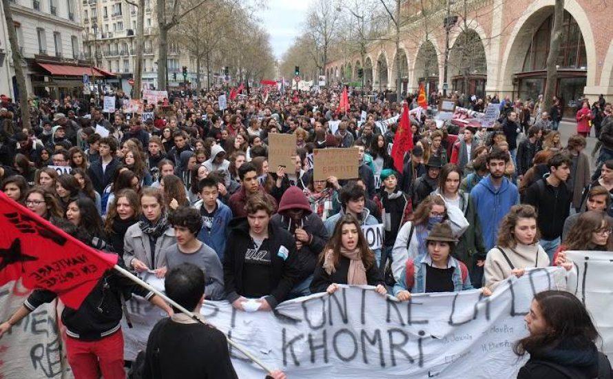 Diskussionsveranstaltung: Aus Frankreich lernen: Vom Jugendprotest zum Generalstreik?