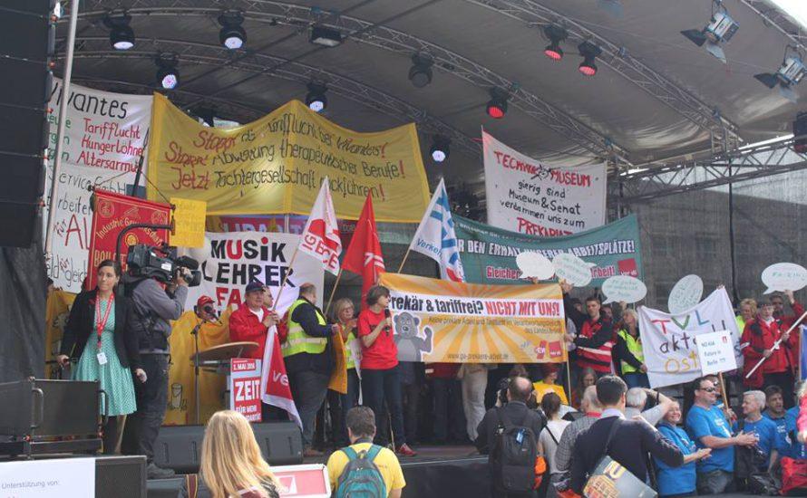 Heute streiken die Beschäftigten im Berliner Technikmuseum
