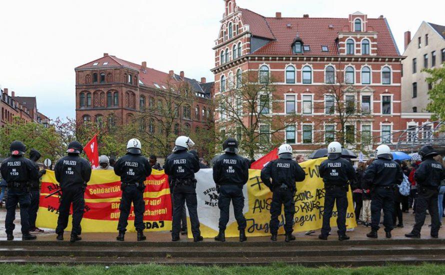 Jugend gegen Rassismus Hannover: Demo mit gemischten Gefühlen