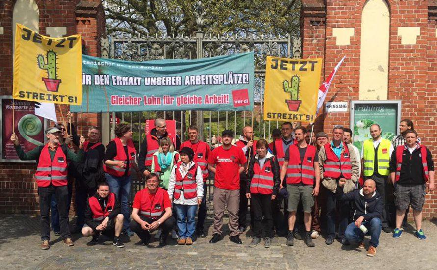 Nach der Kuratoriumssitzung folgen wieder Streiks!